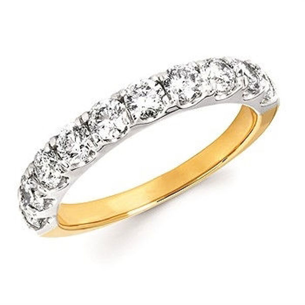 Picture of 1 Ctw. Diamond Anniversary Band