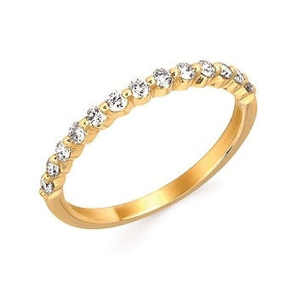 Picture of 1/3CTTW Diamond Line Ring