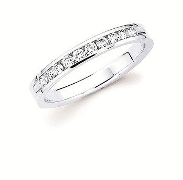 Picture of 1/4TW Diamond Anniversary Band