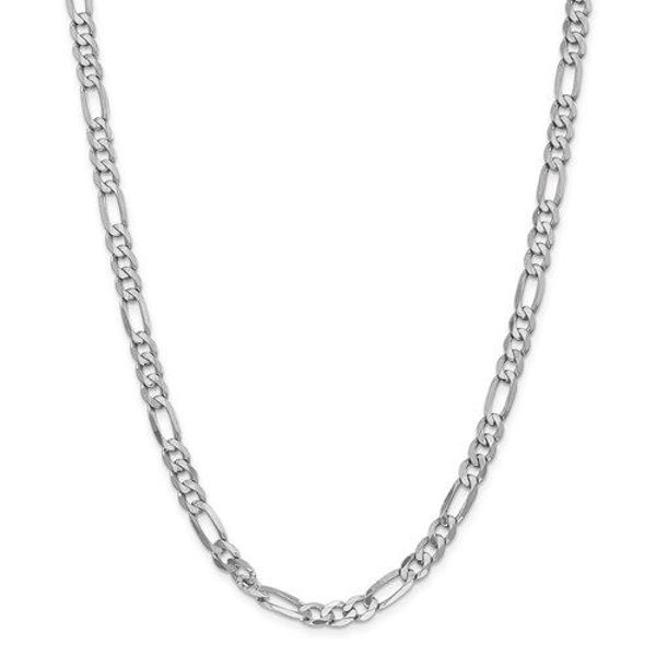 """Picture of 24"""" FIGARO FLAT CHAIN"""