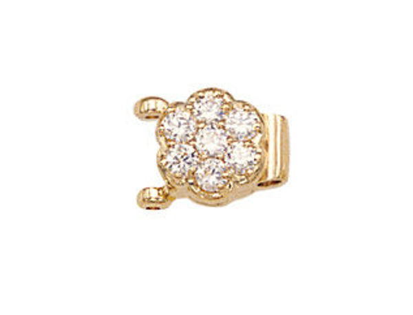 Picture of Add-a-Link 709/01 Diamond Starter Bracelet