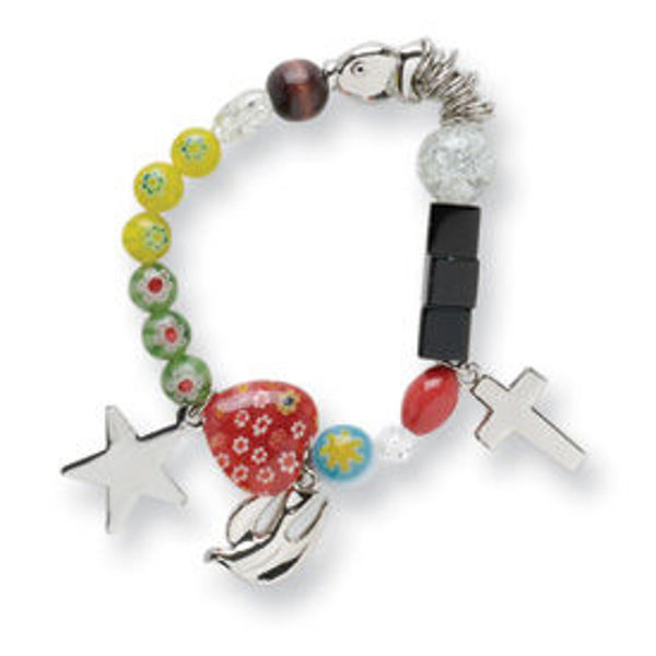 Picture of Christs Story Beaded Bracelet