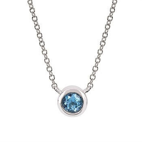 Picture of December Blue Necklace