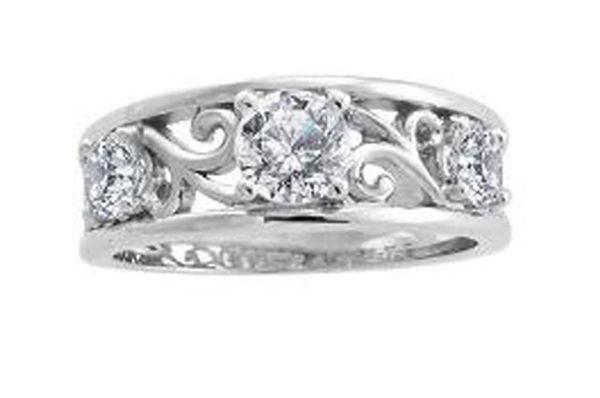 Picture of Diamond Anniversary Ring