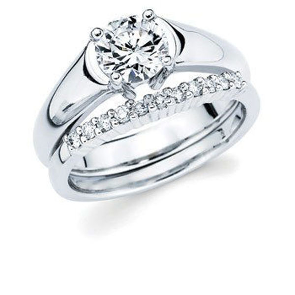 Picture of Diamond Wedding Band