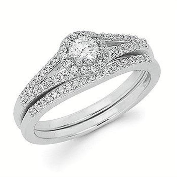 Picture of Diamond Wedding Ring