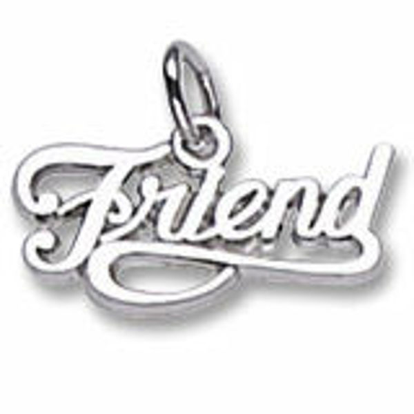 Picture of Friend Charm