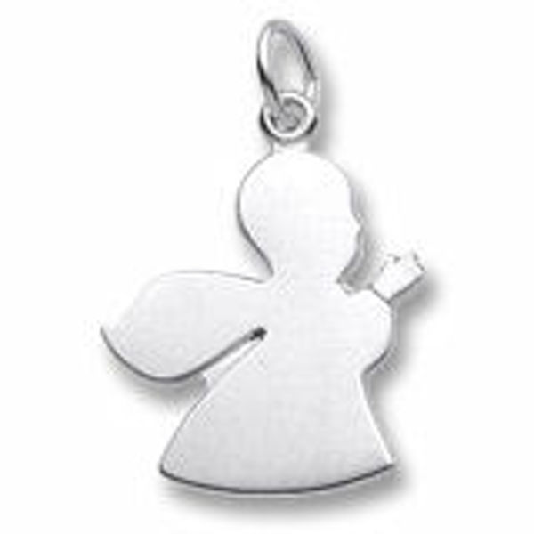 Picture of Large Angel Charm