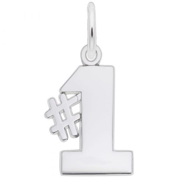 Picture of Number One Charm