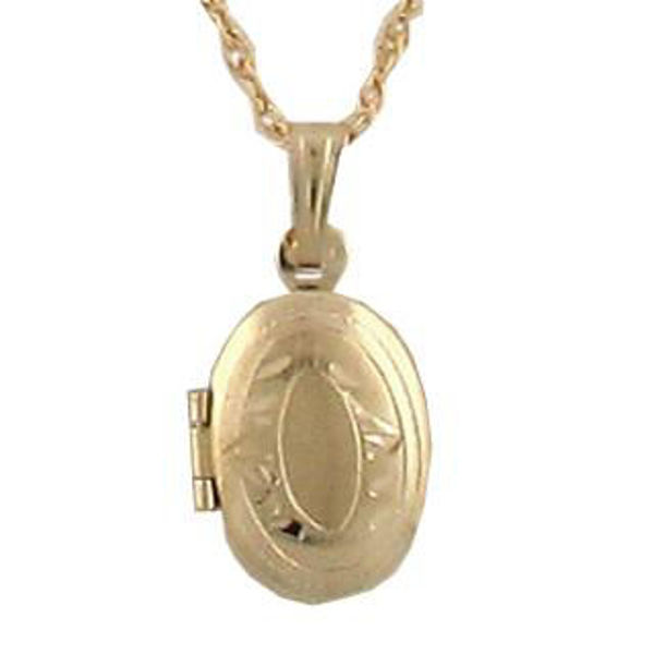 Picture of OVAL LOCKET