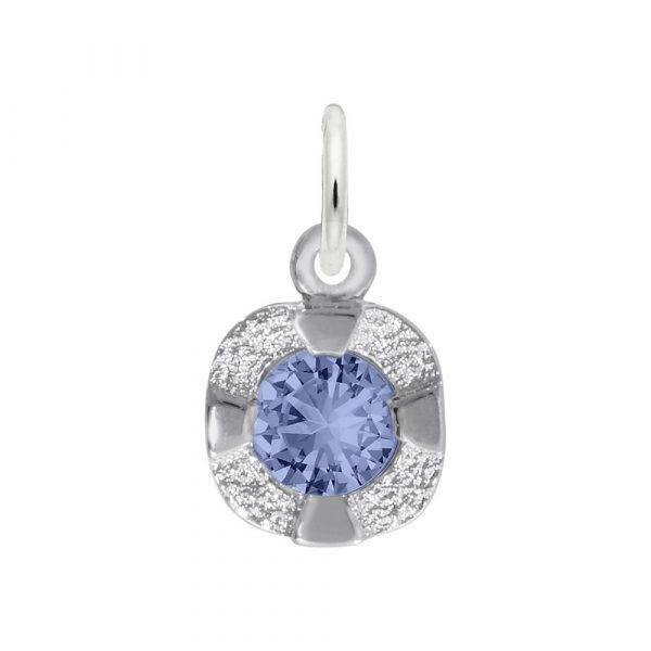 Picture of Petite Birthstone-Sept Charm
