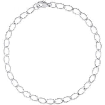 Picture of Petite Elongated Oval Link Classic Bracelet