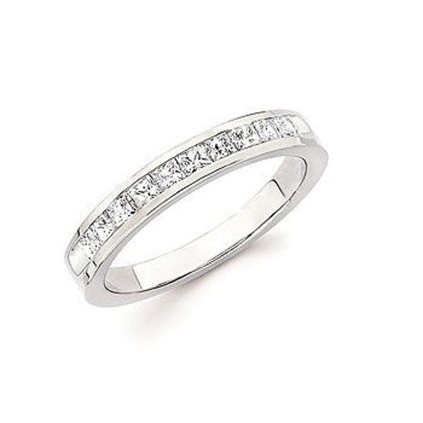 Picture of Princess Diamond Anniversary Ring