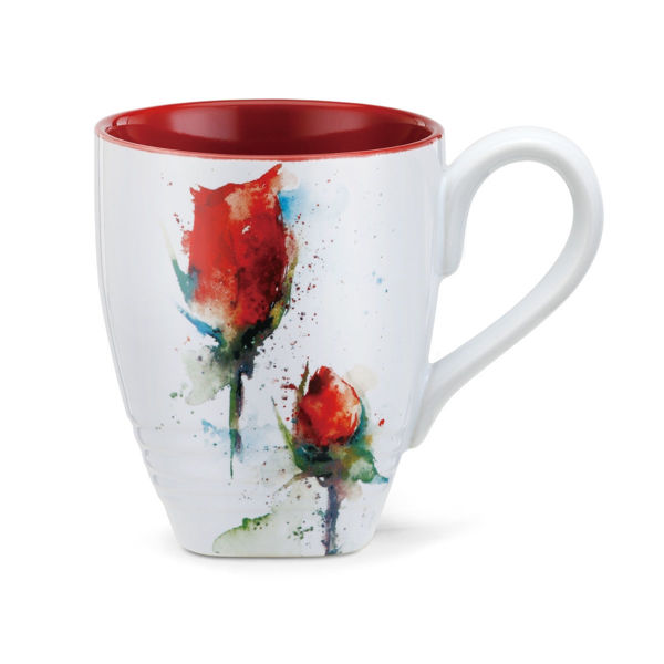 Picture of Red Rose Mug