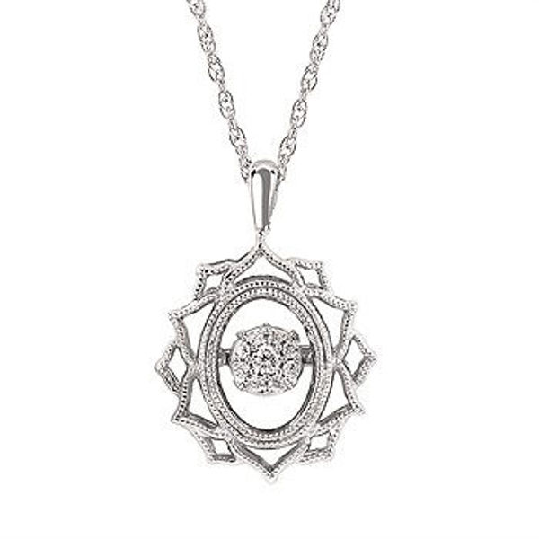 Picture of Shimmering Diamonds® Pendant