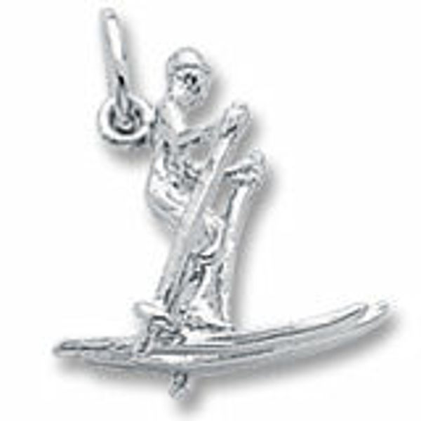Picture of SKIER CHARM