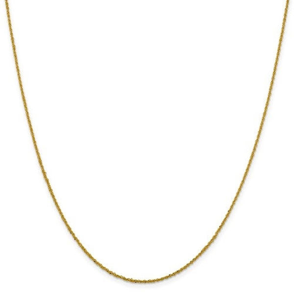"""Picture of Sparkle Singapore Chain 18"""""""