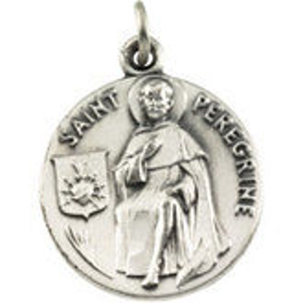 Picture of St. Peregrine Medal
