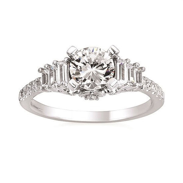 Picture of Stephanie's Forever Elegant™ Engagement Ring