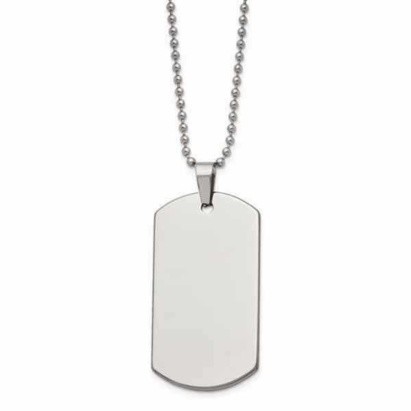 Picture of Tungsten Necklace