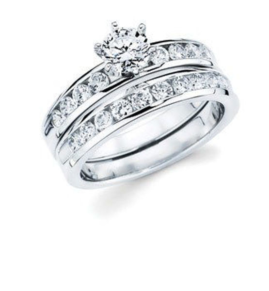 Picture of 3/4TW Diamond Engagement Ring