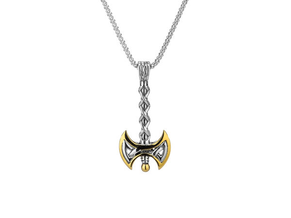Picture of AXE PENDANT
