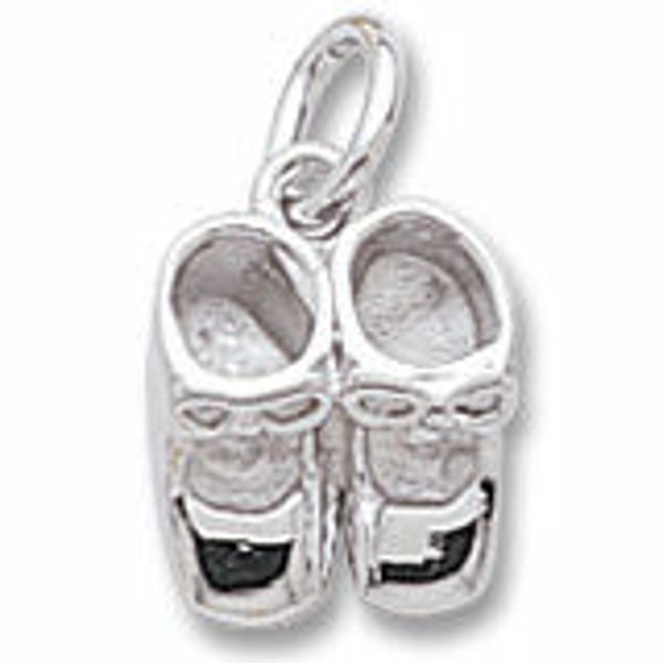 Picture of Baby Shoes Charm