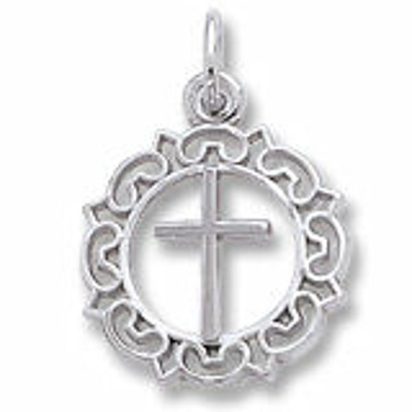 Picture of Cross Charm