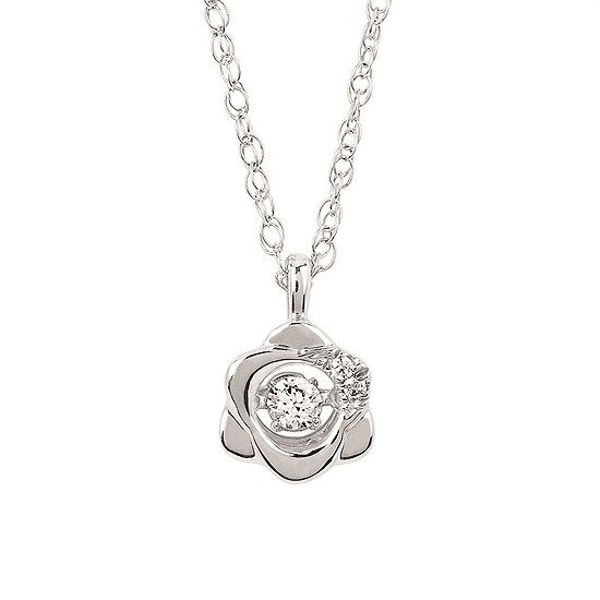 Picture of Dancing Flower Pendant