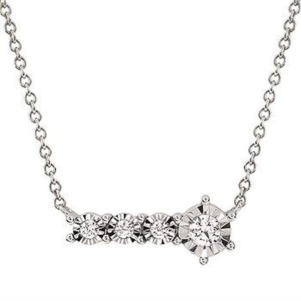 Picture of Delicate Diamond Necklace