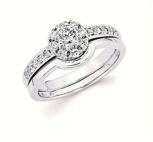 Picture of Matching Wedding Ring to CC12E90