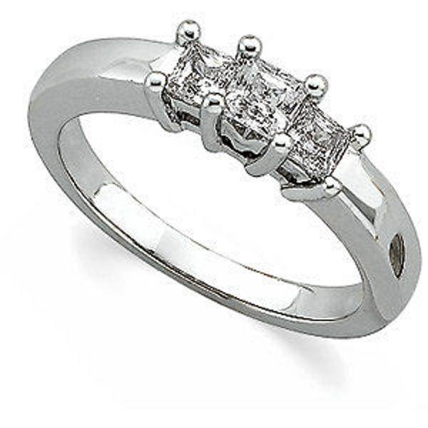 Picture of THREE DIAMOND ANNIVERSARY RING
