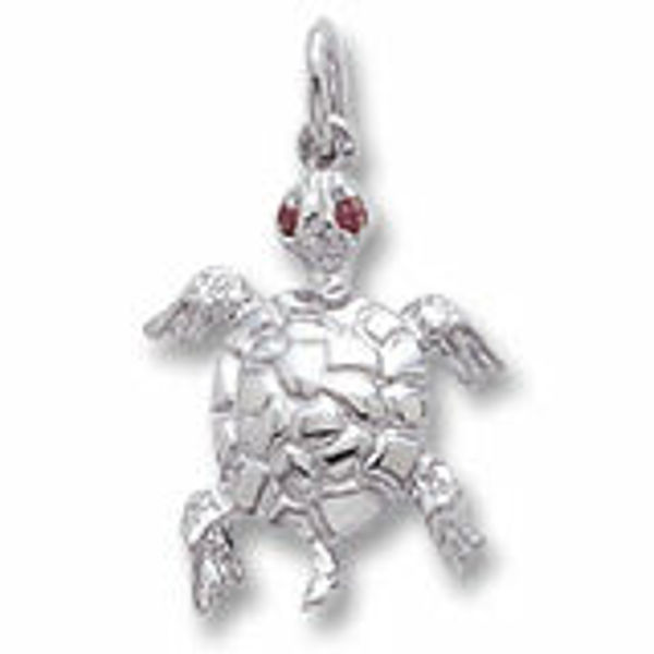 Picture of Turtle Charm