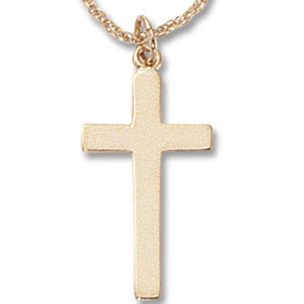 Picture of Yellow Gold Cross