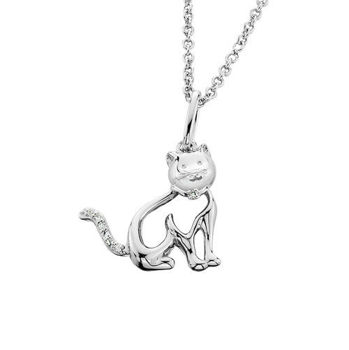 Picture of Sitting Cat Necklace