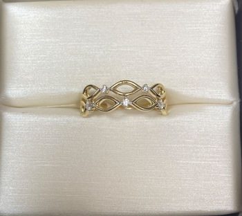 Picture of Navette Ring