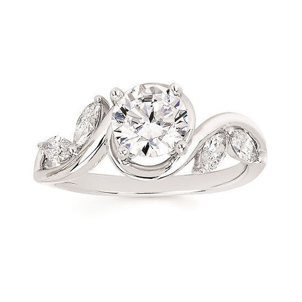 Picture of Megan's Engagement Ring