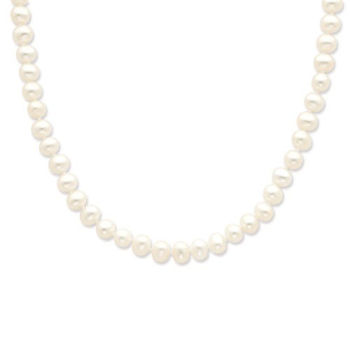 Picture of Freshwater Cultured Pearl Necklace