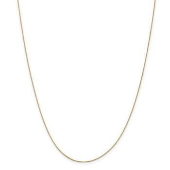"""Picture of 18"""" Baby Box Chain"""