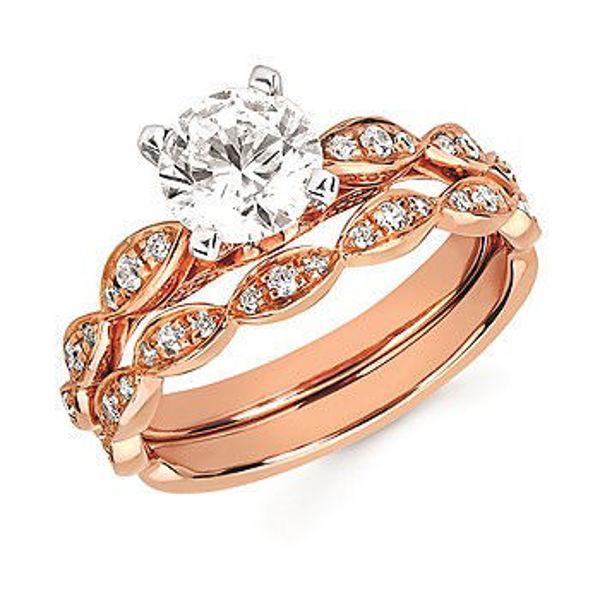 Picture of Forever Elegant™ 1/8 ctw. Diamond Wedding Band