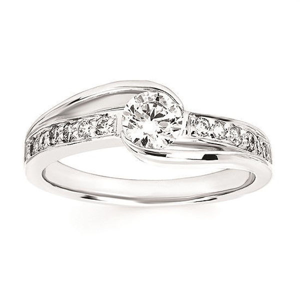 Picture of Allison's Engagement Ring
