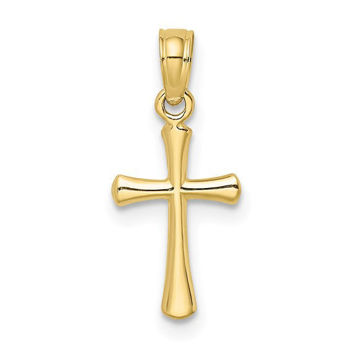 Picture of Beveled Cross Necklace