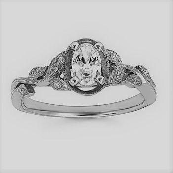 Picture of Harper's Engagement Ring