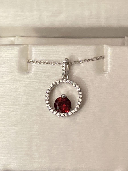 Picture of Piper's Circle of Love Necklace