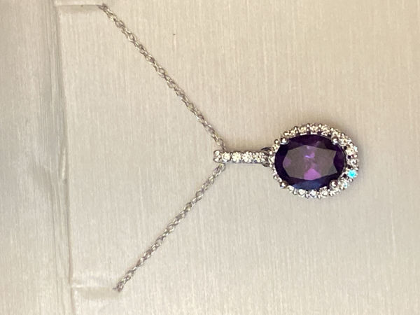 Picture of Lucy's Graduation Necklace