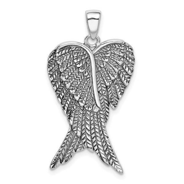 Picture of Angel Wing Necklace