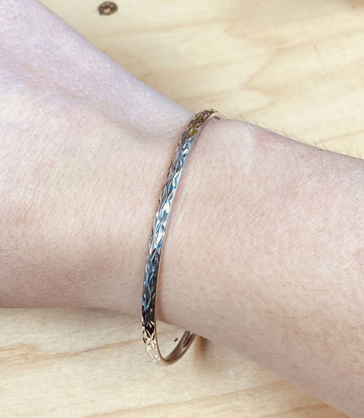 Picture of Silver Bangle Bracelet