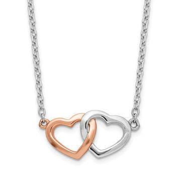 Picture of Hearts Intertwined Necklace