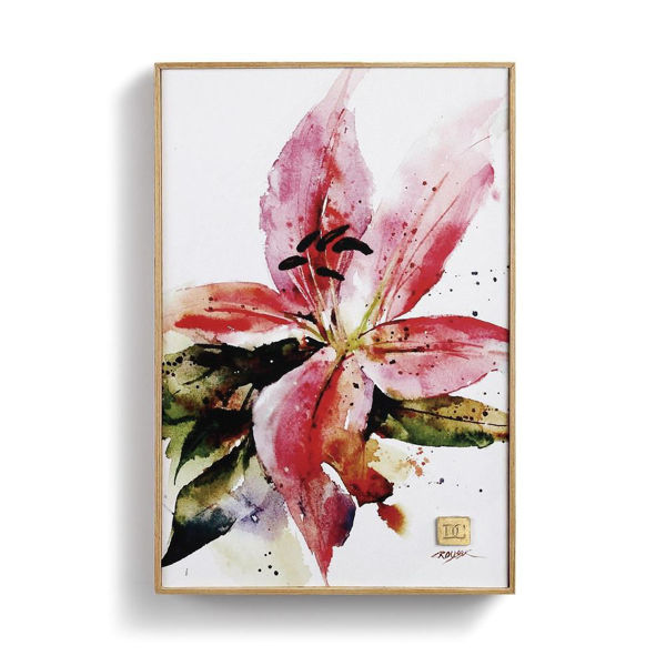 Picture of Stargazer Lily Wall Art