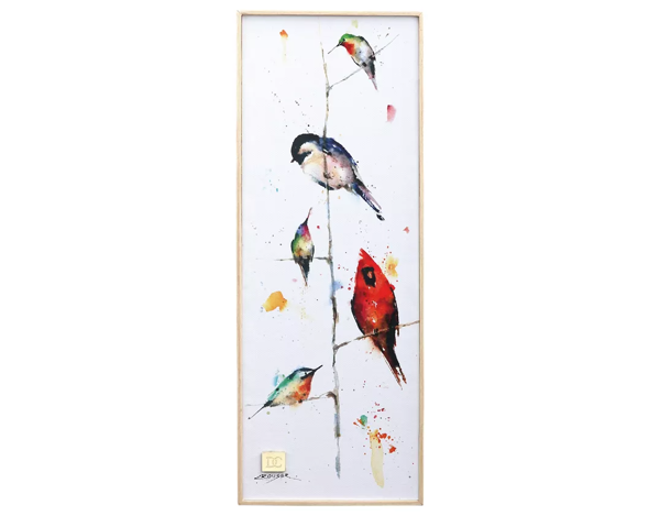 Picture of Birds On a Branch Wall Art